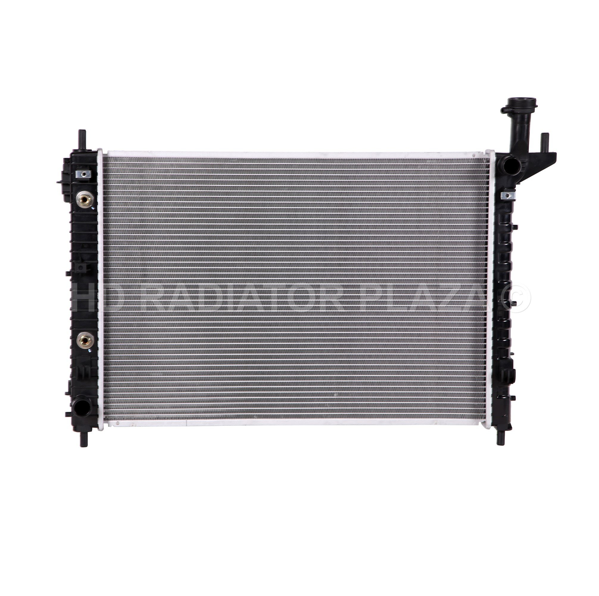 Radiator for 07-17 Buick  /  Chevrolet  /  GMC /  Saturn