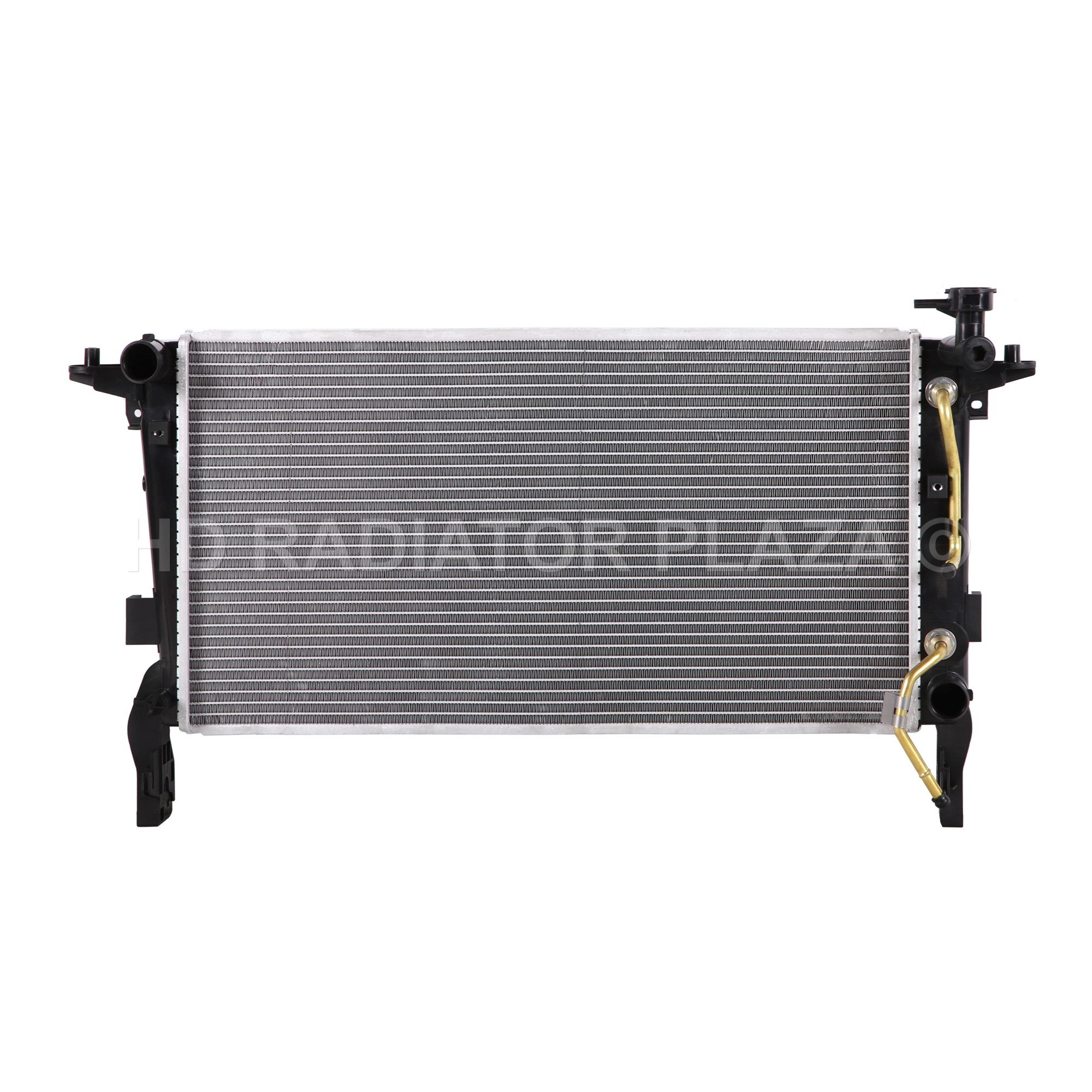Radiator for 10-12 Hyundai Genesis Coupe, 2.0L l4