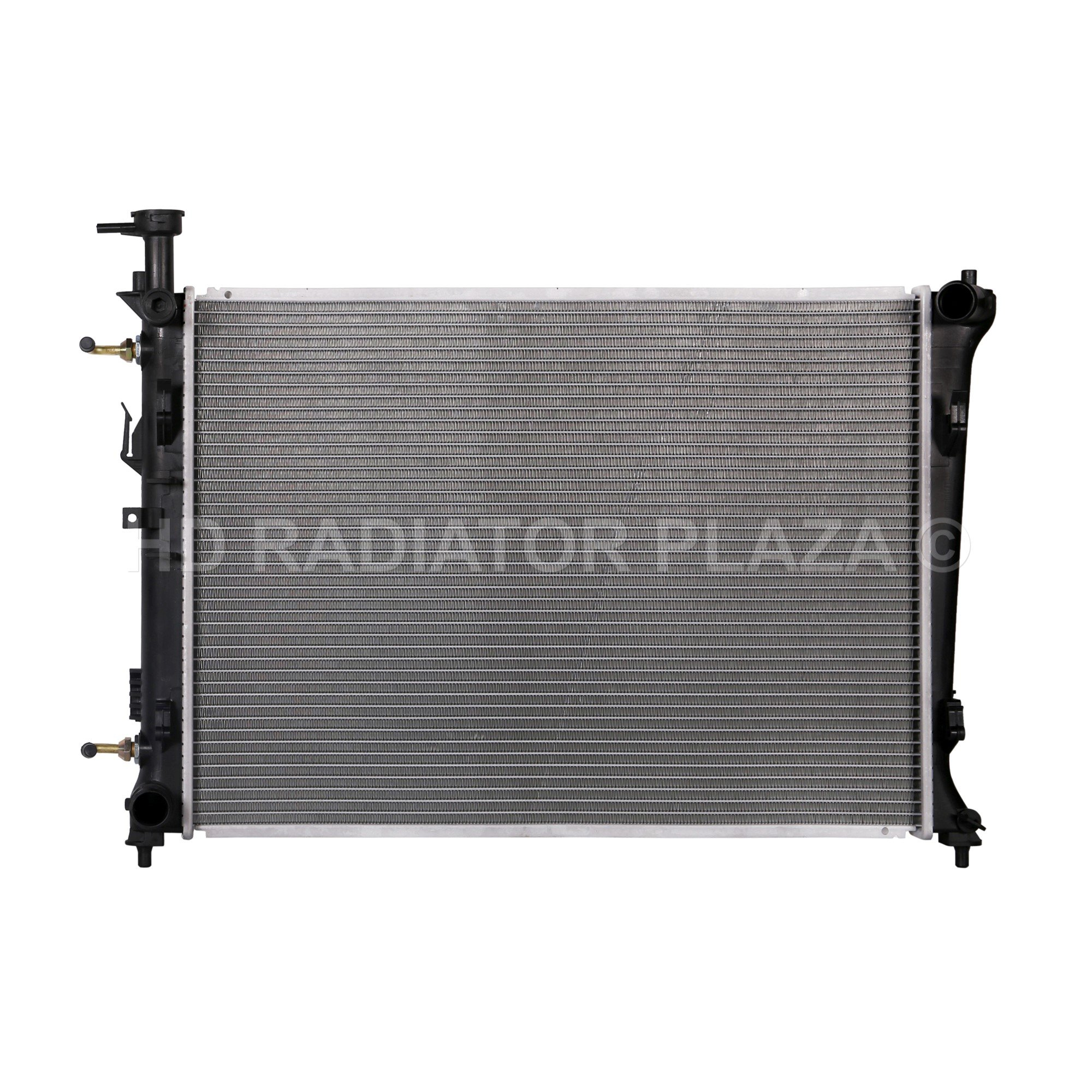 Radiator for 10-13 Kia Forte, I4 / V6