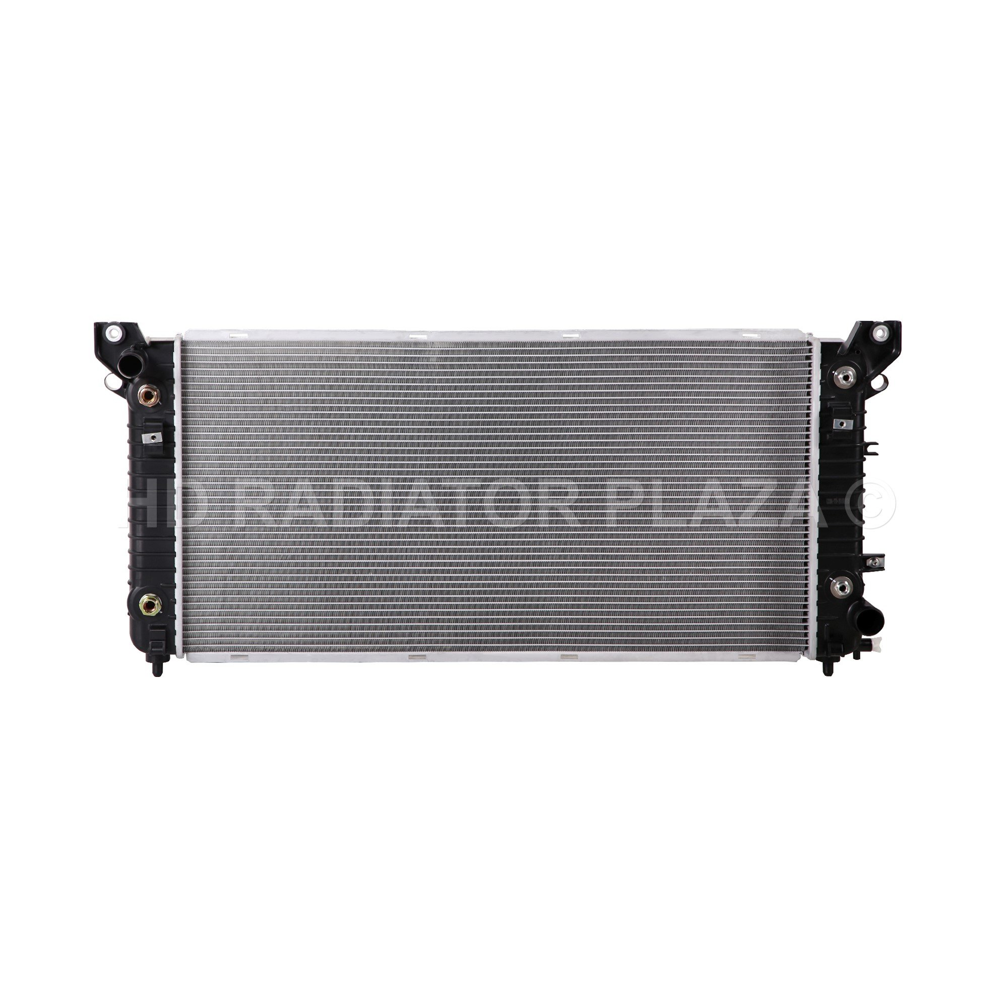 Radiator for 14-16 Chevrolet Silverado 1500, GMC Sierra 1500