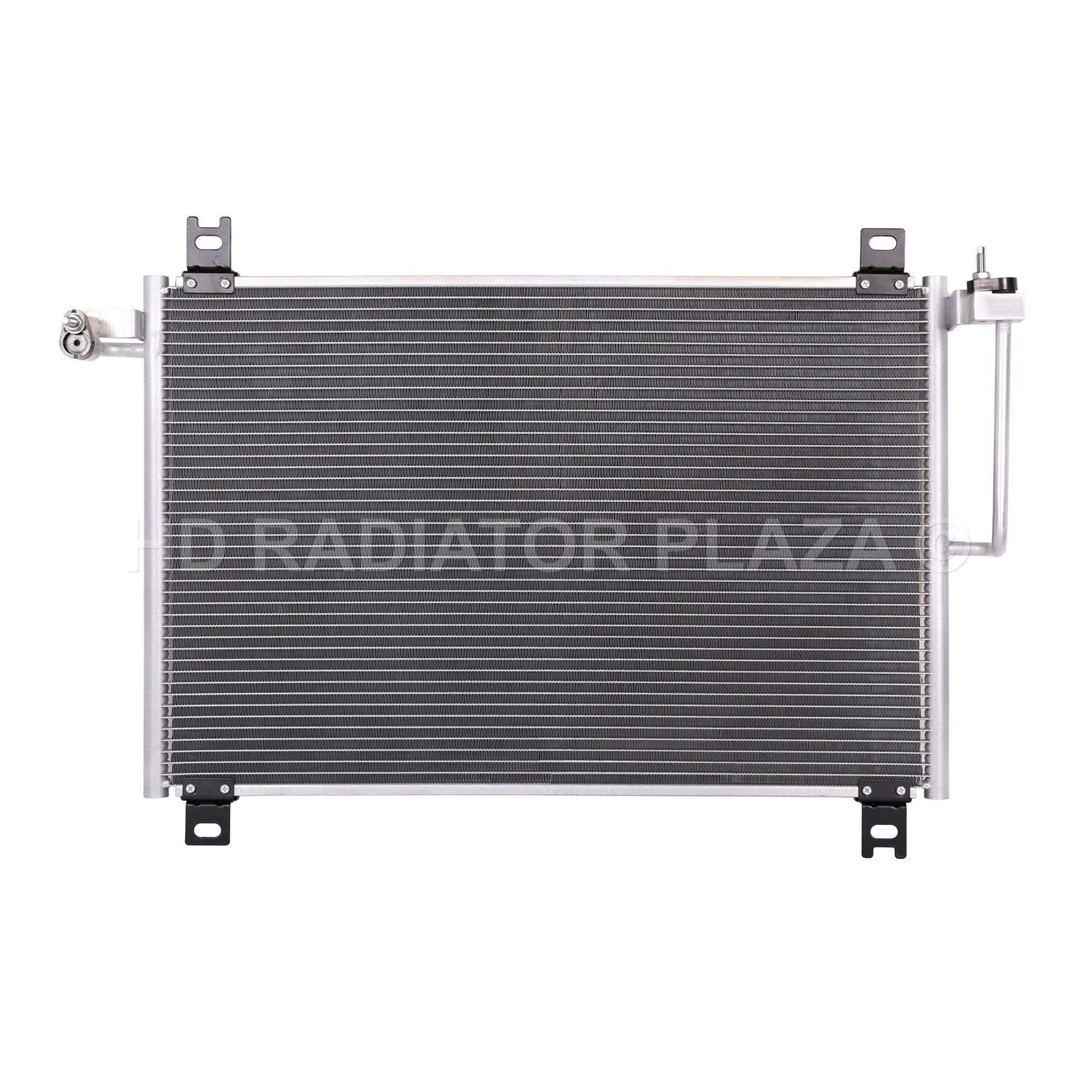 AC Condensers for 02-09 gm midsize suv/trailblazer/envoy