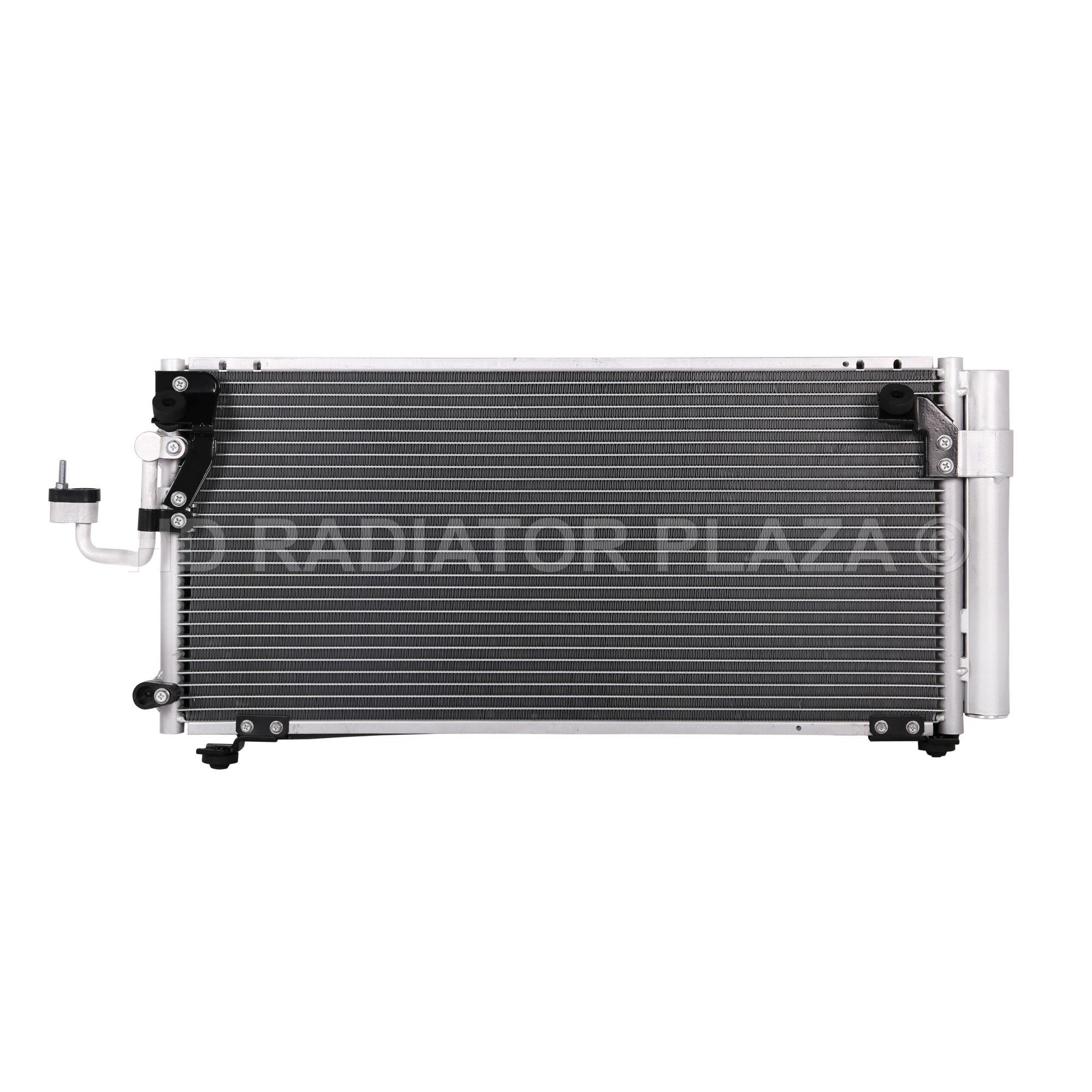 AC Condensers for 01-05 Chrysler Cirrus / Sebring, Dodge Stratus, Mitsubishi Eclipse, Coupe With dryer