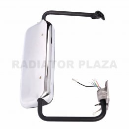 Chrome Mirror Passenger Left Side For 02-13 Columbia 01-10 Coronado Century