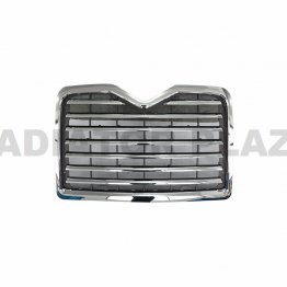 Chrome Grille+Steel Bug Screen Assembly For Mack CXP CXN CHU CXU Vision Pinnacle New